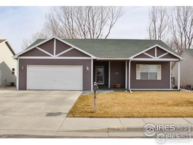 309 Glacier Ave, Brush, CO 80723 (MLS #905693) :: Colorado Home Finder Realty