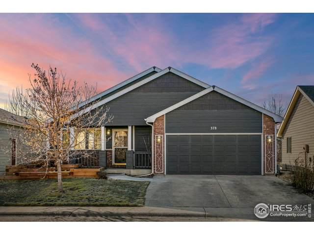 378 Buffalo Dr, Windsor, CO 80550 (MLS #905711) :: 8z Real Estate
