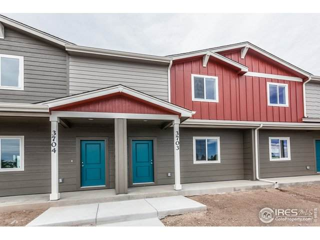 3683 Ronald Reagan Ave, Wellington, CO 80549 (#905721) :: The Brokerage Group
