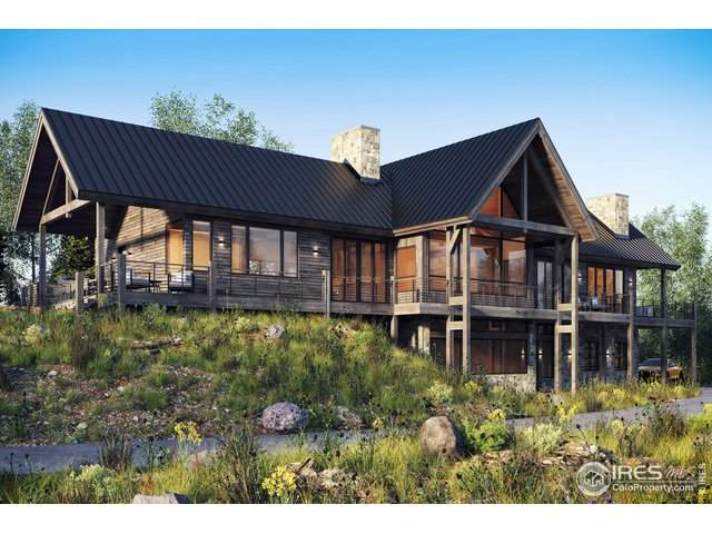 4 Caribou Ridge Dr, Nederland, CO 80466 (#905747) :: Kimberly Austin Properties