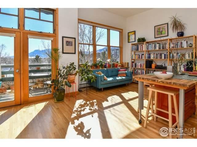 1435 Yarmouth Ave #204, Boulder, CO 80304 (MLS #905756) :: Jenn Porter Group