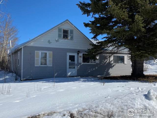 361 Logan St, Walden, CO 80480 (#905769) :: Re/Max Structure