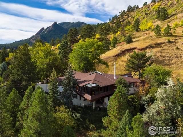 450 College Ave, Boulder, CO 80302 (MLS #905790) :: 8z Real Estate