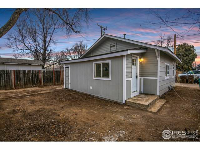 1415 10th St 1/2, Greeley, CO 80631 (MLS #905793) :: 8z Real Estate