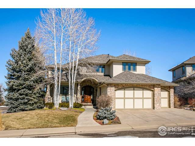 790 Niwot Ridge Ln, Lafayette, CO 80026 (MLS #905797) :: 8z Real Estate