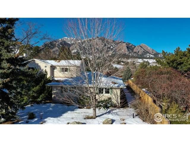 425 Drake St, Boulder, CO 80305 (MLS #905834) :: 8z Real Estate