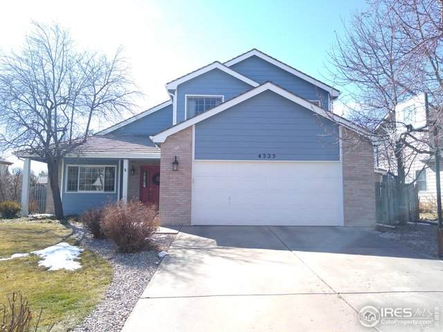 4325 Mill Creek Ct, Fort Collins, CO 80526 (MLS #905857) :: 8z Real Estate