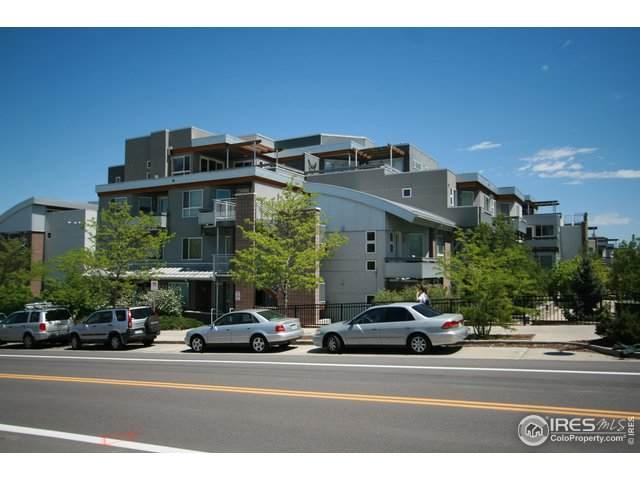 2850 E College Ave #109, Boulder, CO 80303 (MLS #905858) :: Jenn Porter Group
