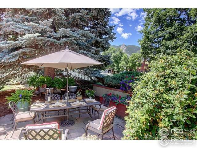 850 9th St, Boulder, CO 80302 (MLS #905936) :: Bliss Realty Group