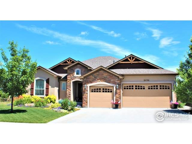 8406 Blackwood Dr, Windsor, CO 80550 (#905947) :: West + Main Homes