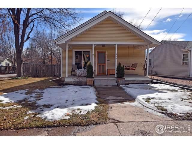 640 W 10th St, Loveland, CO 80537 (MLS #905968) :: 8z Real Estate