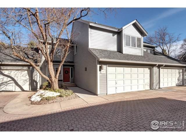 7283 S Siena Way C, Boulder, CO 80301 (MLS #905974) :: J2 Real Estate Group at Remax Alliance