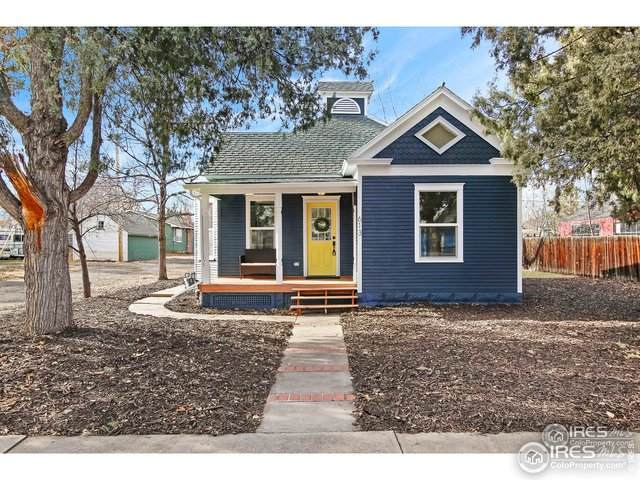 613 Mckinley Ave, Loveland, CO 80537 (#905982) :: The Brokerage Group