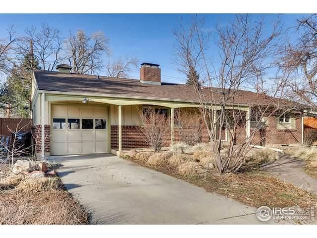 3735 Armer Ave, Boulder, CO 80305 (MLS #906025) :: 8z Real Estate