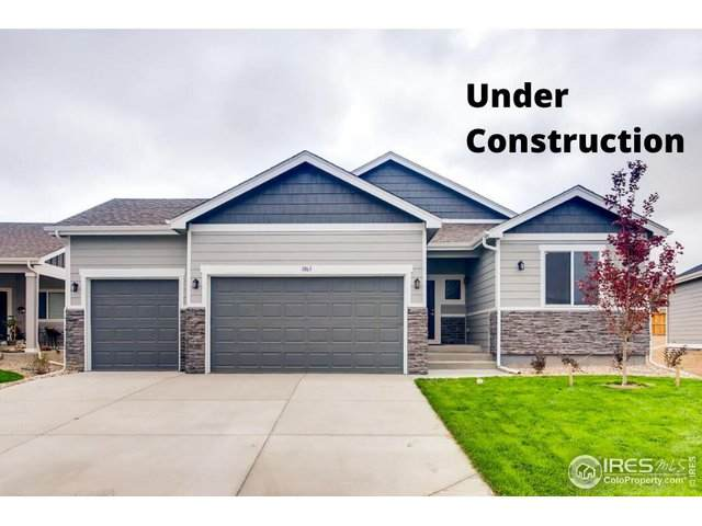 291 Sutherland Dr, Windsor, CO 80550 (#906082) :: My Home Team