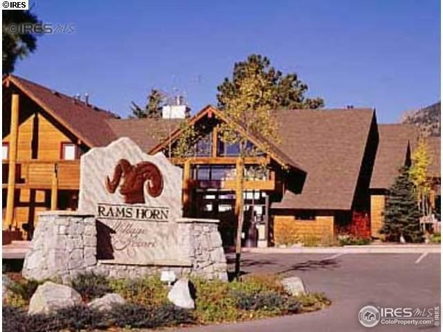1565 Highway 66 #22, Estes Park, CO 80517 (MLS #906104) :: Jenn Porter Group