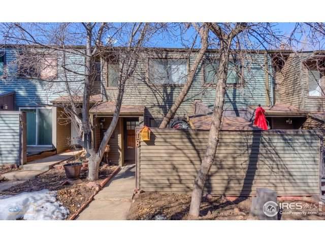 350 Arapahoe Ave #18, Boulder, CO 80302 (MLS #906110) :: Colorado Home Finder Realty