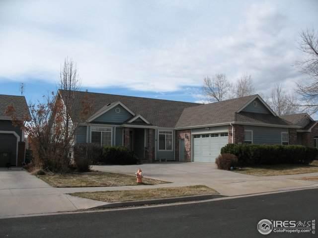 3341 Westerdoll Ave, Loveland, CO 80538 (MLS #906112) :: 8z Real Estate