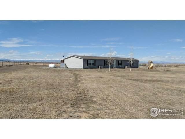3805 County Road 45, Hudson, CO 80642 (MLS #906142) :: 8z Real Estate