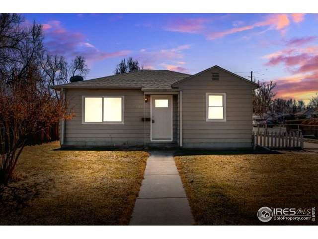1720 5th St, Greeley, CO 80631 (MLS #906153) :: 8z Real Estate