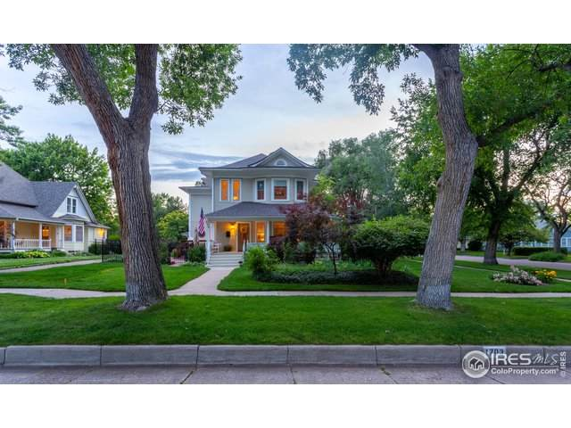 1703 12th Ave, Greeley, CO 80631 (MLS #906163) :: Colorado Home Finder Realty