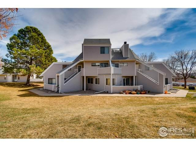 8701 Huron St 7-211, Thornton, CO 80260 (MLS #906171) :: J2 Real Estate Group at Remax Alliance