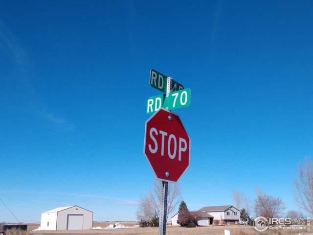 County Road 45, Eaton, CO 80615 (MLS #906223) :: June's Team