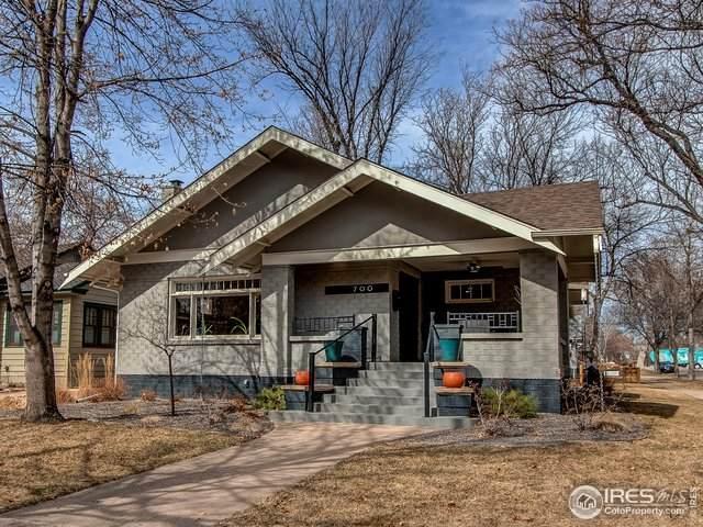 700 W Oak St, Fort Collins, CO 80521 (MLS #906224) :: 8z Real Estate