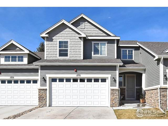 1771 35th Ave Pl, Greeley, CO 80634 (MLS #906233) :: June's Team