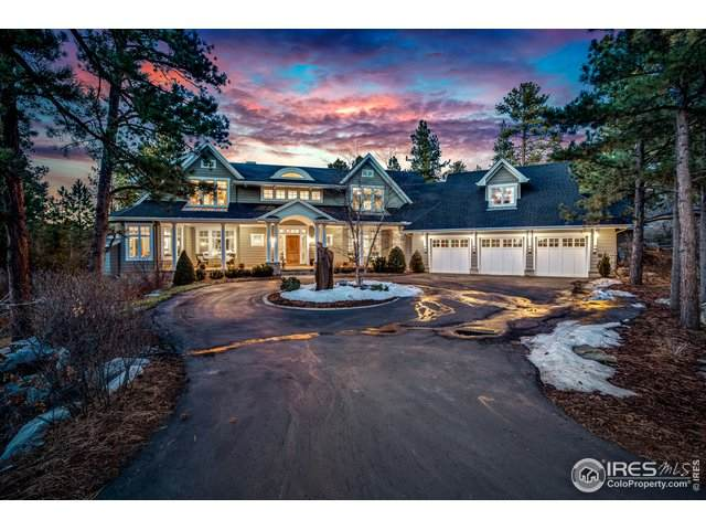 969 Country Club Pkwy, Castle Rock, CO 80108 (MLS #906239) :: 8z Real Estate