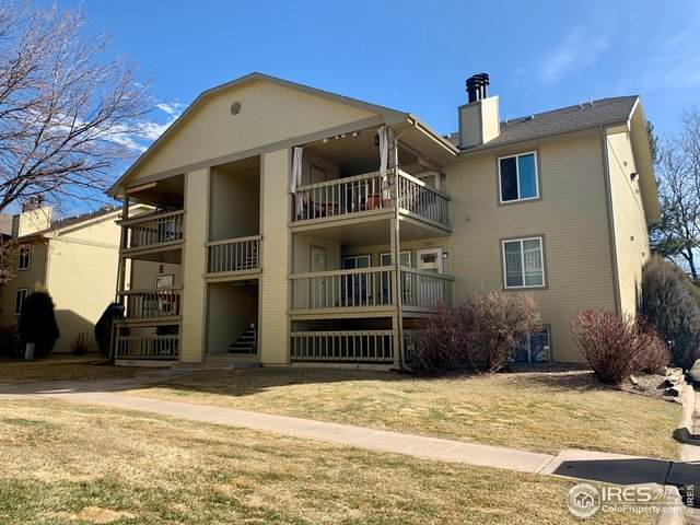 1672 Riverside Ave #116, Fort Collins, CO 80525 (MLS #906246) :: Jenn Porter Group
