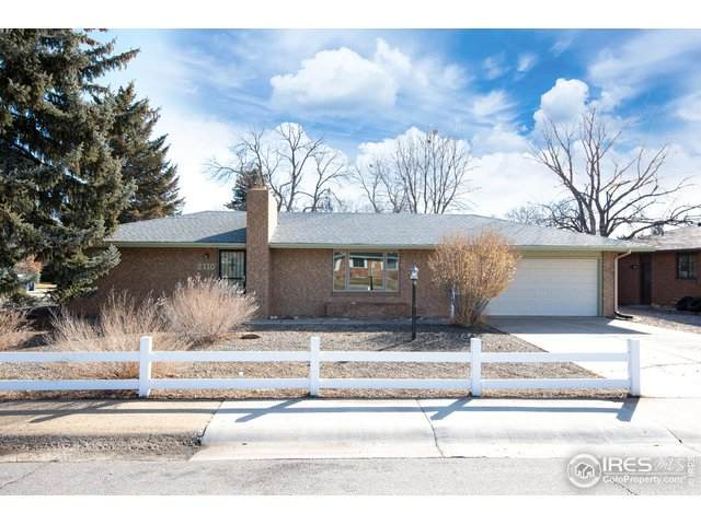 2110 Van Buren Ave, Loveland, CO 80538 (MLS #906247) :: 8z Real Estate