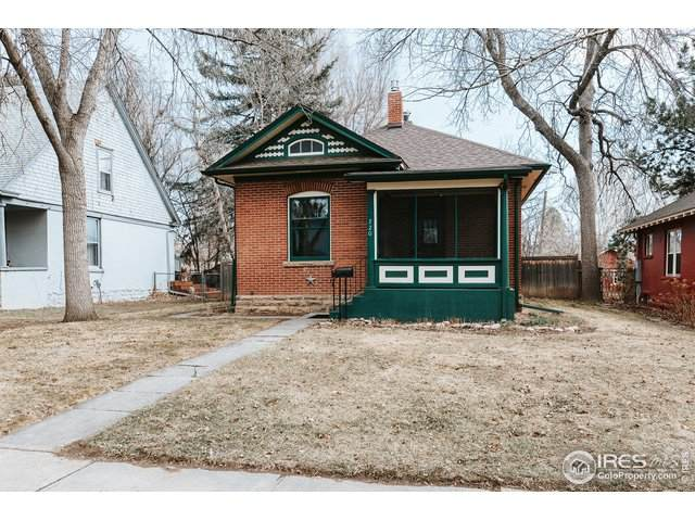 720 Whedbee St, Fort Collins, CO 80524 (MLS #906248) :: J2 Real Estate Group at Remax Alliance