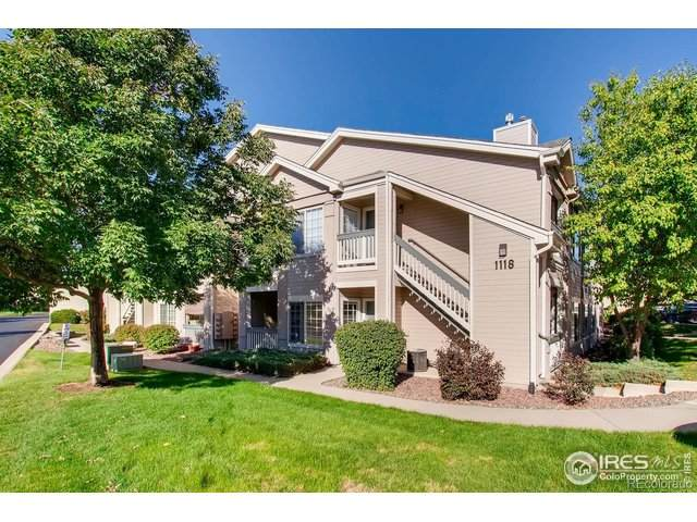1118 Opal St #104, Broomfield, CO 80020 (MLS #906250) :: J2 Real Estate Group at Remax Alliance