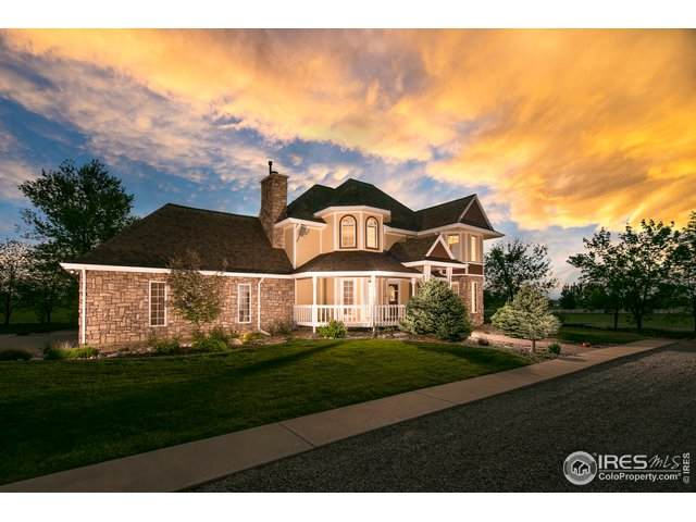 9743 Yellowstone Rd, Longmont, CO 80504 (MLS #906297) :: 8z Real Estate