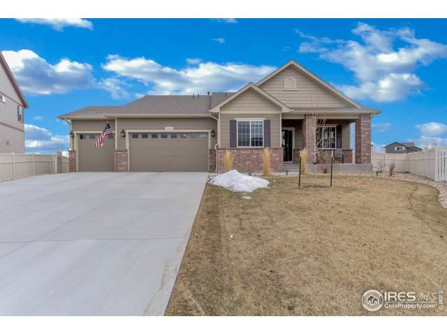 10038 Buttesfield St, Firestone, CO 80504 (MLS #906325) :: 8z Real Estate