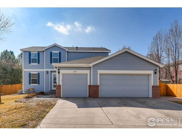 2928 E 107th Ct, Northglenn, CO 80233 (MLS #906347) :: J2 Real Estate Group at Remax Alliance