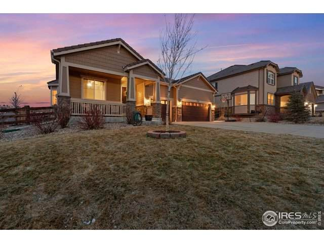 7536 S Elk Ct, Aurora, CO 80016 (MLS #906385) :: 8z Real Estate