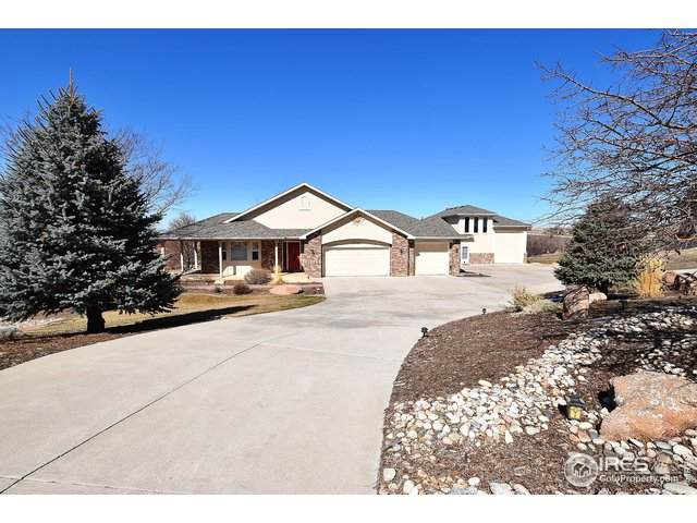 1101 Mill Iron Rd, Milliken, CO 80543 (MLS #906429) :: June's Team
