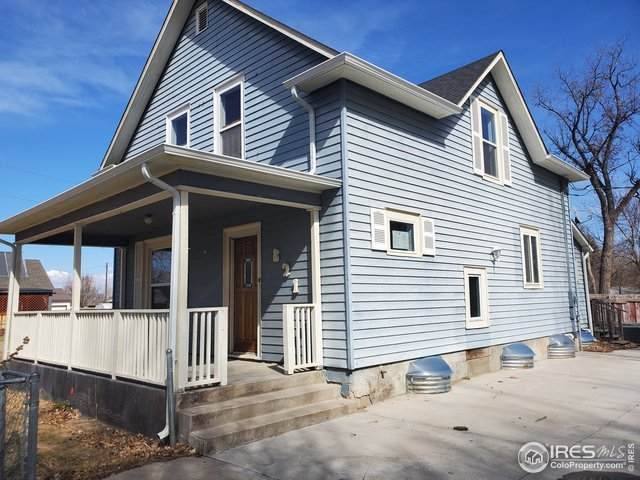 821 N Custer St, Brush, CO 80723 (MLS #906456) :: 8z Real Estate