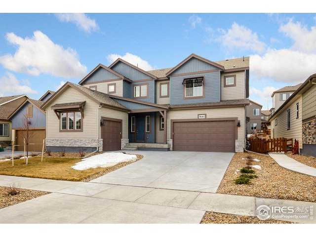 18402 W 93rd Pl, Arvada, CO 80007 (#906494) :: The Brokerage Group