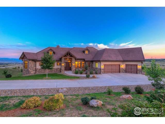 8916 Avalanche St, Littleton, CO 80125 (MLS #906504) :: 8z Real Estate