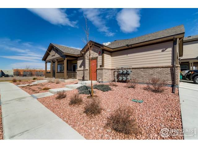 2608 Kansas Dr I154, Fort Collins, CO 80525 (MLS #906523) :: 8z Real Estate