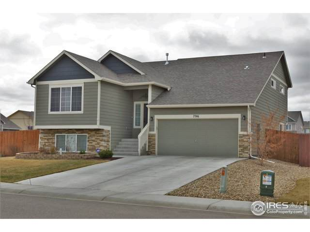 796 Rodgers Cir, Platteville, CO 80651 (MLS #906525) :: 8z Real Estate