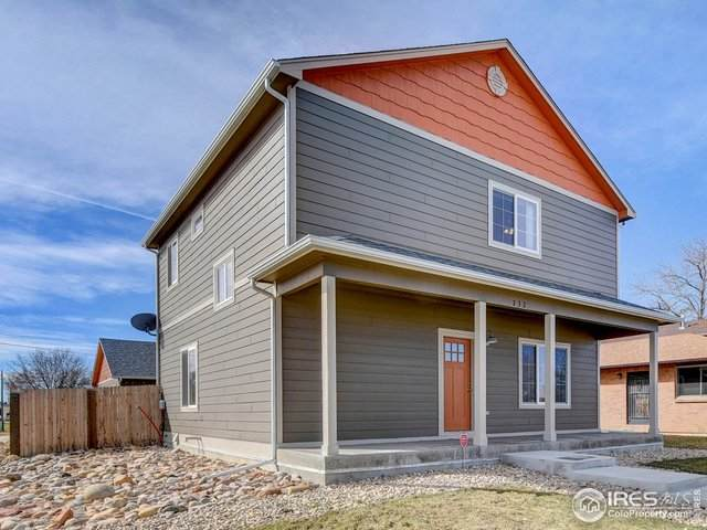 232 7th St, Dacono, CO 80514 (#906531) :: The Brokerage Group
