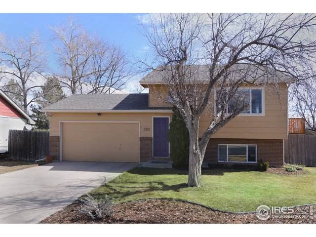 2212 Clydesdale Dr, Fort Collins, CO 80526 (#906533) :: The Brokerage Group