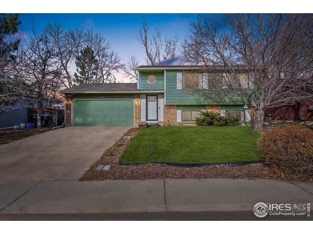 2301 Spencer St, Longmont, CO 80501 (MLS #906538) :: Kittle Real Estate