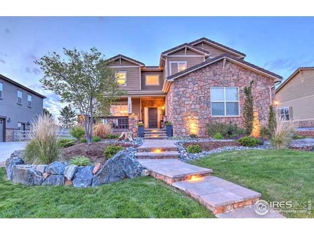 3193 Traver Dr, Broomfield, CO 80023 (#906539) :: The Peak Properties Group