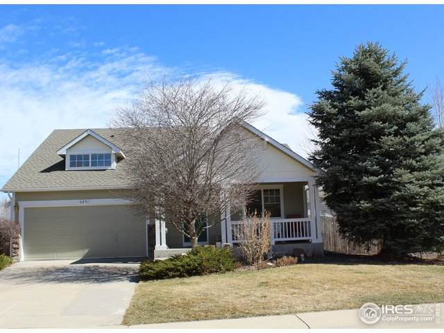 6291 Baum St, Frederick, CO 80530 (#906561) :: The Brokerage Group