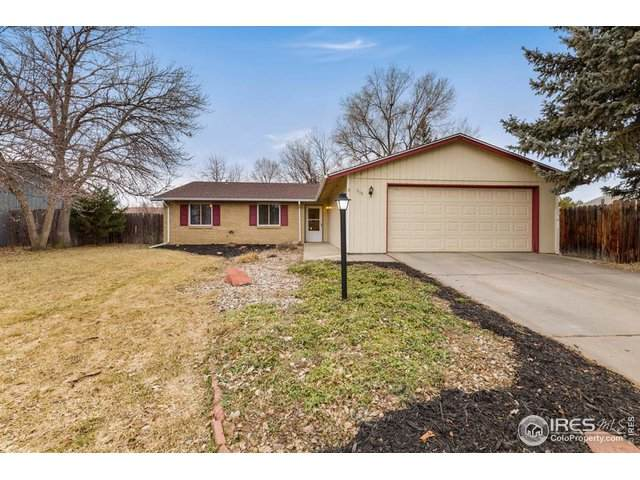 515 S Empire Ave, Loveland, CO 80537 (#906575) :: The Brokerage Group